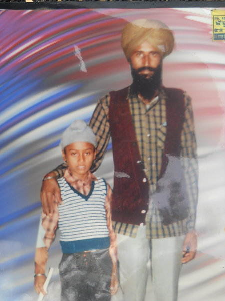 Photo of Atma Singh, victim of extrajudicial execution between July 1, 1988 and July 31,  1988Punjab Police
