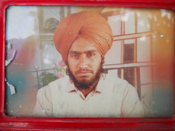 Photo of Gurdyal Singh,  disappeared between July 11, 1991 and July 15,  1991, in Tarn Taran,  by Punjab Police; Border Security Force; Central Reserve Police Force; Army