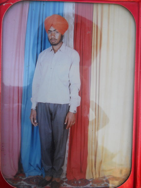 Photo of Sarbjit Singh,  disappeared between July 11, 1991 and July 15,  1991, in Tarn Taran,  by Punjab Police; Border Security Force; Central Reserve Police Force; Army