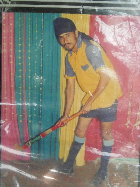 Photo of Balwinder Singh, victim of extrajudicial execution on June 14, 1993, in Tarn Taran, by Punjab Police