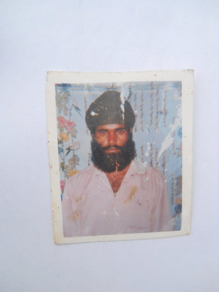 Photo of Baldev Singh,  disappeared between May 1, 1993 and July 31,  1993, in Kapurthala,  by Punjab Police; Central Reserve Police Force