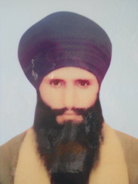 Photo of Harpal Singh, victim of extrajudicial execution between January 1, 1991 and December 31,  1991Unknown type of security forces