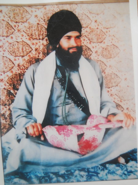 Photo of Kuldeep Singh, victim of extrajudicial execution between October 30, 1987 and November 30,  1987Punjab Police