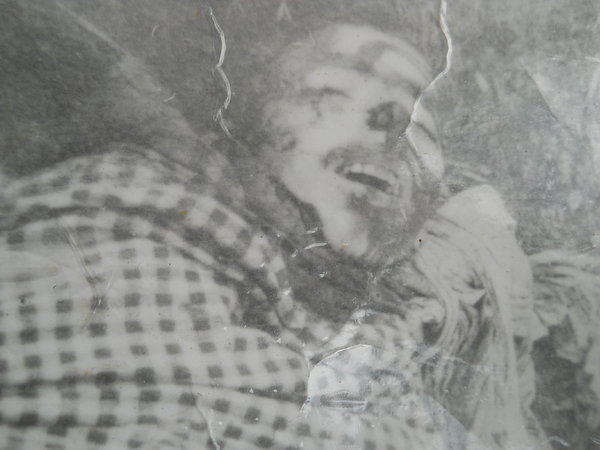 Photo of Satnam Singh, victim of extrajudicial execution on December 27, 1987, in Ajnala, by Punjab Police