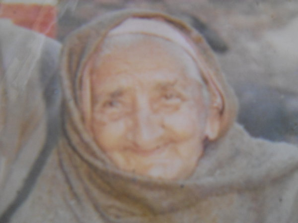 Photo of Kartar Kaur, victim of extrajudicial execution between August 1, 1991 and August 31,  1992, in Majitha, by Punjab Police