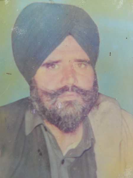 Photo of Niranjan Singh,  disappeared between January 1, 1991 and December 31,  1991, in Sultanwind,  by Punjab Police; Central Reserve Police Force