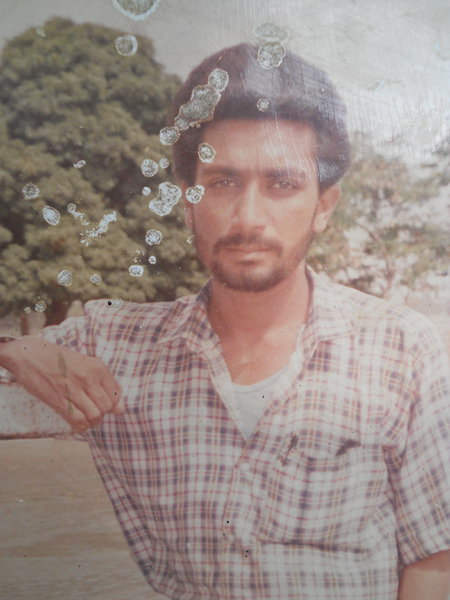 Photo of Kulwant Singh, victim of extrajudicial execution on July 04, 1991, in Amritsar, by Punjab Police