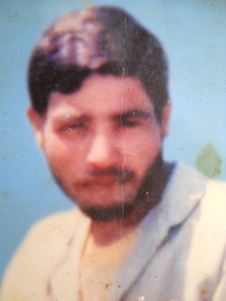 Photo of Jagir Singh, victim of extrajudicial execution on June 10, 1992, in Valtoha, by Punjab Police