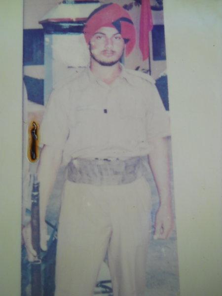 Photo of Kuldip Singh,  disappeared between July 6, 1992 and July 7,  1992, in Tarn Taran,  by Punjab Police