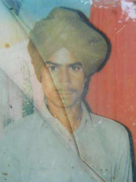 Photo of Gurdev Singh, victim of extrajudicial execution on May 07, 1989, in Tarn Taran, by Punjab Police
