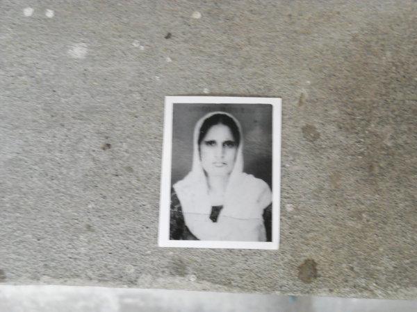 Photo of Daljeet Kaur, victim of extrajudicial execution on December 30, 1989Punjab Police; Central Reserve Police Force