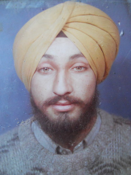 Photo of Jasbir Singh,  disappeared on March 08, 1991 by Punjab Police