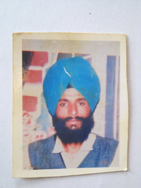 Photo of Kehar Singh,  disappeared, date unknown by Unknown type of security forces