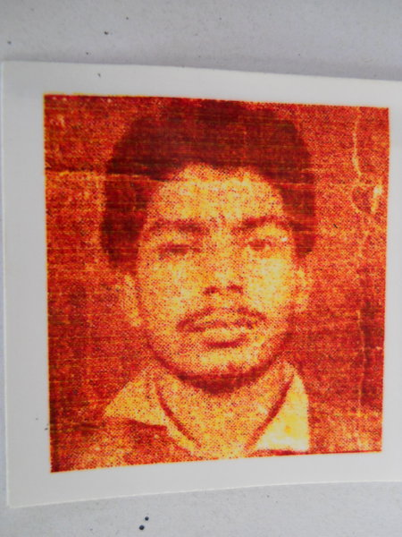 Photo of Sarbjit Singh, victim of extrajudicial execution on November 14, 1990, in Bhulath, by Punjab Police