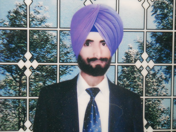 Photo of Jarnal Singh, victim of extrajudicial execution between January 23, 1990 and January 24,  1990Punjab Police; Central Reserve Police Force