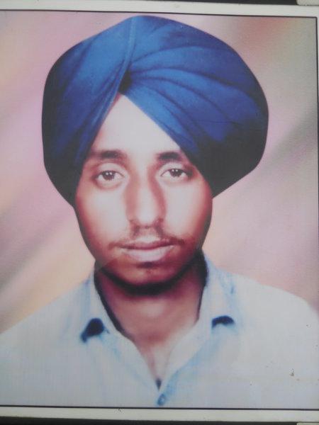 Photo of Dharam Singh, victim of extrajudicial execution on April 03, 1991, in Tarn Taran,  by Punjab Police; Central Reserve Police Force, in Tarn Taran, by Punjab Police; Central Reserve Police Force