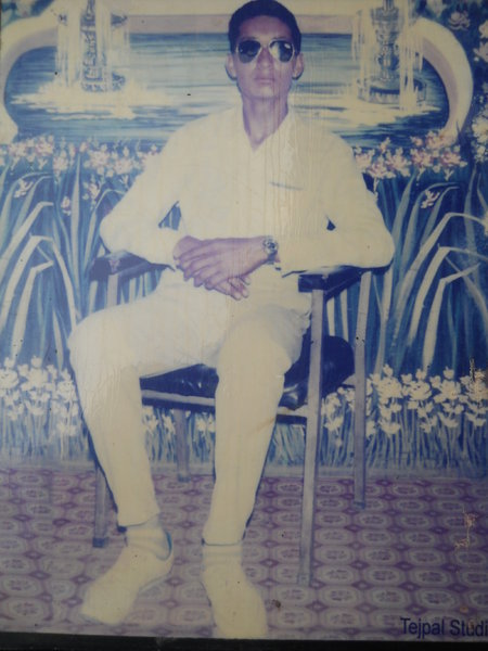Photo of Major Singh,  disappeared between January 1, 1992 and January 5,  1992, in Tarn Taran,  by Punjab Police