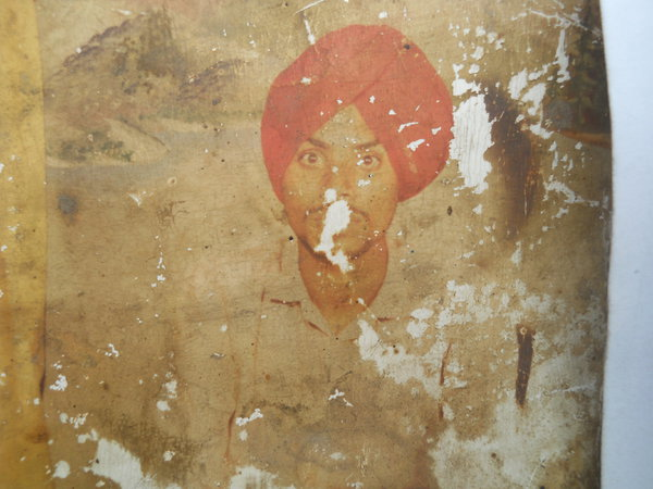 Photo of Balbir Singh,  disappeared between March 28, 1991 and April 2,  1991, in Makhu,  by Punjab Police; Central Reserve Police Force