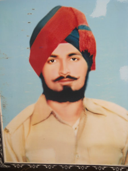 Photo of Balwinder Singh,  disappeared on May 20, 1993, in Tarn Taran CIA Staff,  by Punjab Police; Central Reserve Police Force; Criminal Investigation Agency