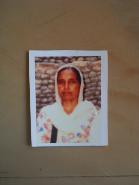 Photo of Gurdeep Kaur, victim of extrajudicial execution on April 2, 1987, in Chohla Sahib, by Punjab Police