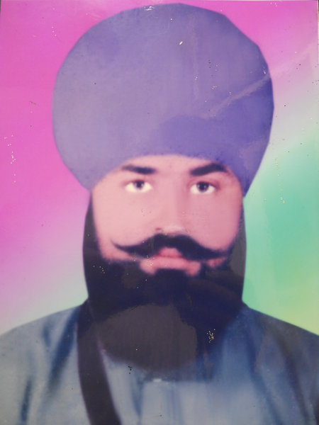 Photo of Kuldeep Singh,  disappeared on November 05, 1987 by Punjab Police