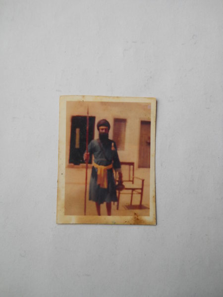 Photo of Sardool Singh, victim of extrajudicial execution on September 19, 1987Central Reserve Police Force