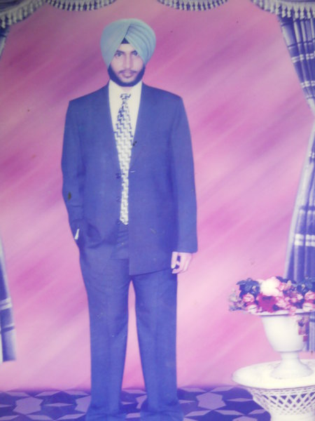 Photo of Gurnam Singh, victim of extrajudicial execution on January 20, 1993, in Tarn Taran Army Camp,  by Army, in Tarn Taran, by Punjab Police