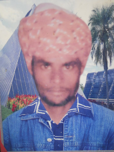 Photo of Mangal Singh, victim of extrajudicial execution between July 1, 1993 and August 30,  1993Punjab Police