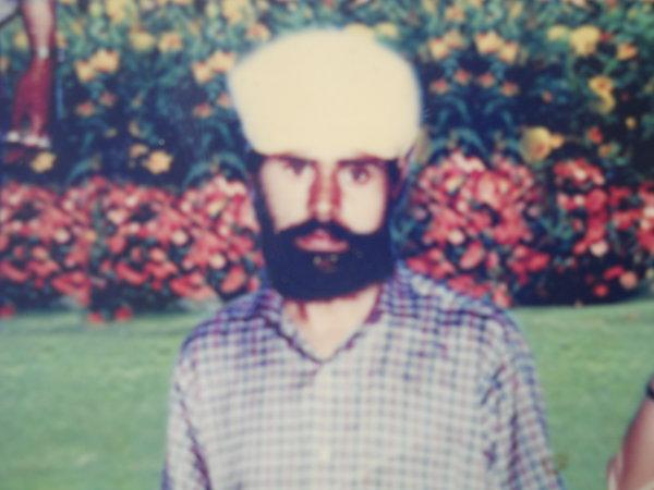 Photo of Rulda Singh, victim of extrajudicial execution between September 24, 1993 and September 27,  1993Punjab Police