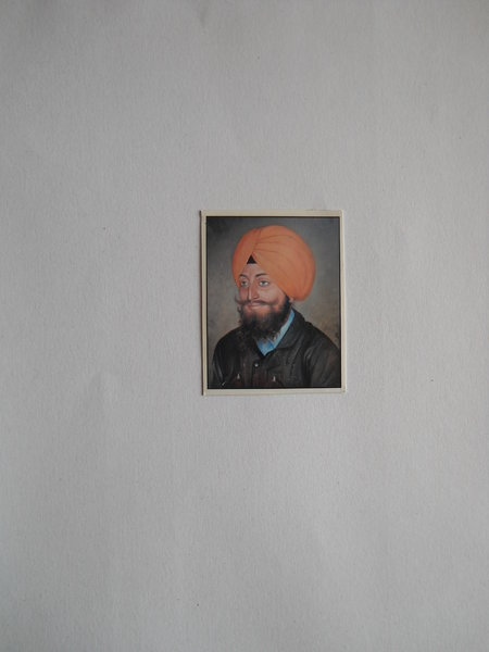 Photo of Jatinder Pal Singh, victim of extrajudicial execution on November 3, 1991, in Amritsar, by Punjab Police