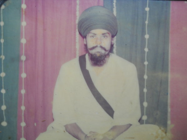 Photo of Balwinder Singh, victim of extrajudicial execution between May 1, 1992 and June 30,  1992, in Tarn Taran CIA Staff,  by Punjab Police; Central Reserve Police Force, in Tarn Taran, by Punjab Police