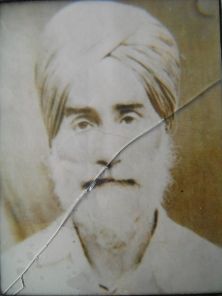Photo of Mohan Singh, victim of extrajudicial execution on July 10, 1984 by ArmyArmy