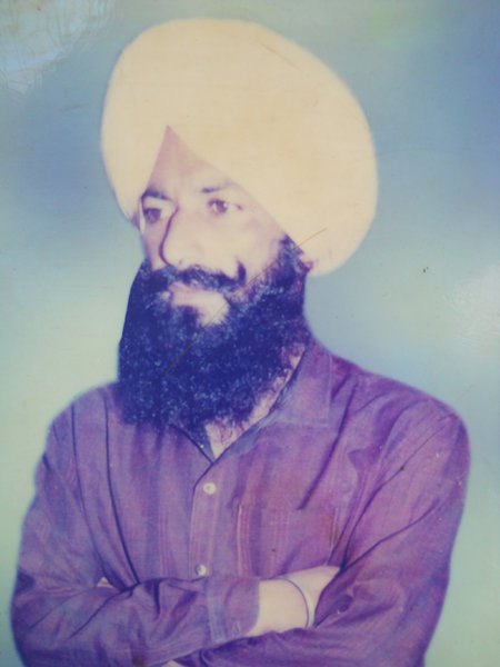 Photo of Budh Singh, victim of extrajudicial execution on October 25, 1992Unknown type of security forces
