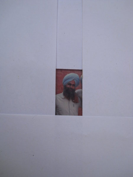 Photo of Lakha Singh, victim of extrajudicial execution on August 29, 1993, in Jandiala, by Punjab Police