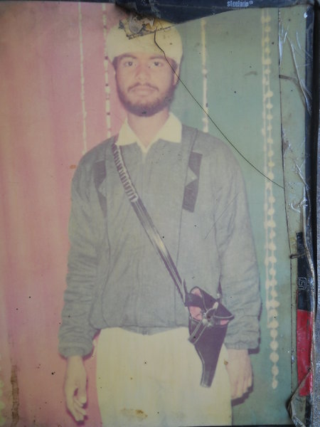 Photo of Partap Singh, victim of extrajudicial execution between February 22, 1992 and February 23,  1992Punjab Police