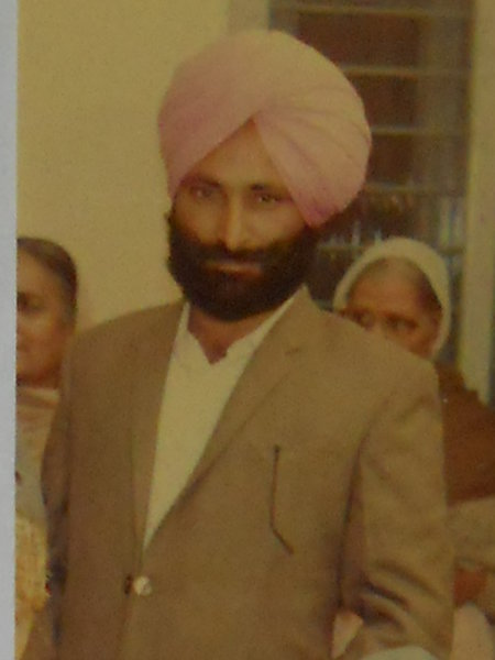 Photo of Balwinder Singh,  disappeared on July 03, 1993, in Kapurthala,  by Punjab Police