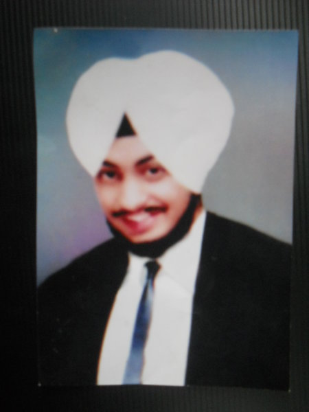 Photo of Jatinder Singh,  disappeared on August 31, 1990, in Amritsar,  by Punjab Police