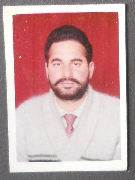 Photo of Amarjit Singh, victim of extrajudicial execution on April 02, 1993, in Amritsar, Amritsar B.R. Model School Interrogation Center, by Punjab Police