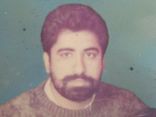 Photo of Rajinder Singh, victim of extrajudicial execution on December 24, 1993Punjab Police