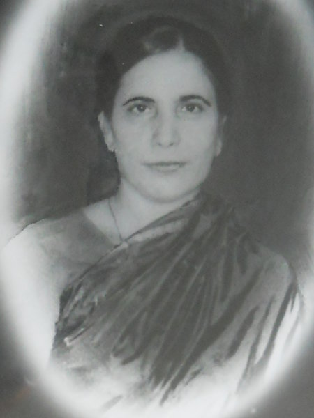 Photo of Amarjit Kaur, victim of extrajudicial execution on June 01, 1984Central Reserve Police Force
