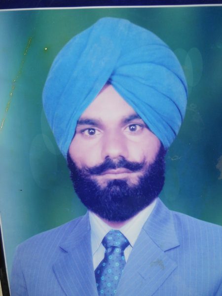 Photo of Jaswant Singh, victim of extrajudicial execution on November 13, 1990Punjab Police; Central Reserve Police Force; Army