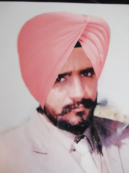Photo of Sukwinder Singh, victim of extrajudicial execution on September 23, 1992, in Harike,  by Punjab Police; Central Reserve Police Force, in Harike, by Punjab Police