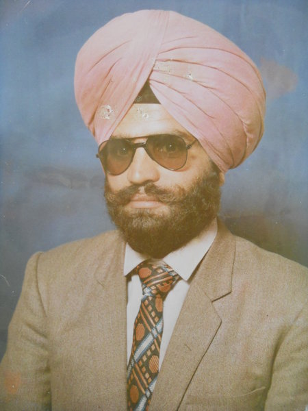 Photo of Hardeep Singh, victim of extrajudicial execution between August 1, 1992 and August 31,  1992, in Tarn Taran,  by Punjab Police; Central Reserve Police Force, in Tarn Taran, by Punjab Police