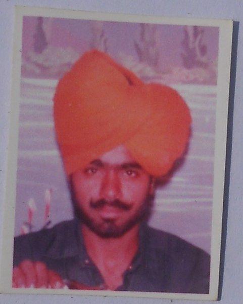 Photo of Mohinder Singh, ਗੈਰ ਕਾਨੂੰਨੀ ਹੱਤਆਿ ਦਾ/ਦੀ ਪੀੜਤ ਦੇ ਵਿੱਚ ਜੂਨ ੩, ੧੯੯੧ ਅਤੇ ਸਤੰਬਰ ੩,  ੧੯੯੧, in Harike, by ਪੰਜਾਬ ਪੁਲਿਸ