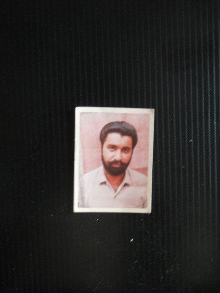 Photo of Baljit Singh, victim of extrajudicial execution between June 15, 1993 and July 15,  1993, in Tarn Taran, by Punjab Police