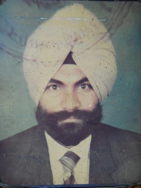 Photo of Sarbjit Singh,  disappeared between May 1, 1992 and December 31,  1992, in Tarn Taran,  by Punjab Police