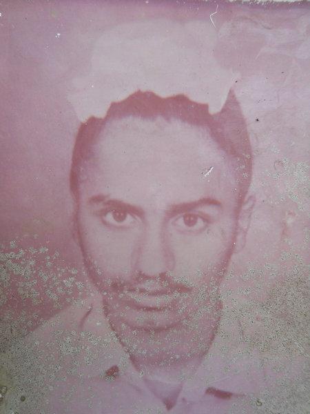 Photo of Jagir Singh, victim of extrajudicial execution on June 14, 1992 by , in Amritsar Mal Mandi Interrogation Center, by Punjab Police
