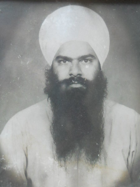 Photo of Kirpal Singh, victim of extrajudicial execution between June 4, 1984 and June 6,  1984 by ArmyArmy