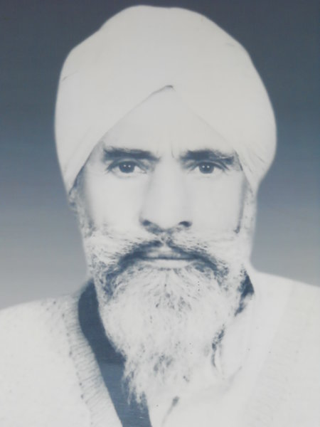 Photo of Jeevan Singh, victim of extrajudicial execution between June 6, 1984 and June 8,  1984Army
