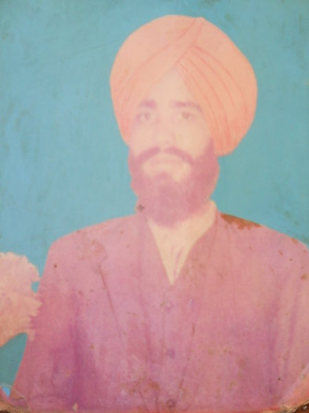 Photo of Nanak Singh,  disappeared between April 12, 1991 and May 13,  1991 by Punjab Police